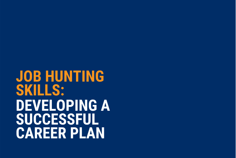 Developing a successful career plan