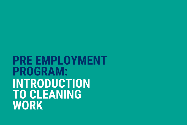 Introduction to Cleaning Work