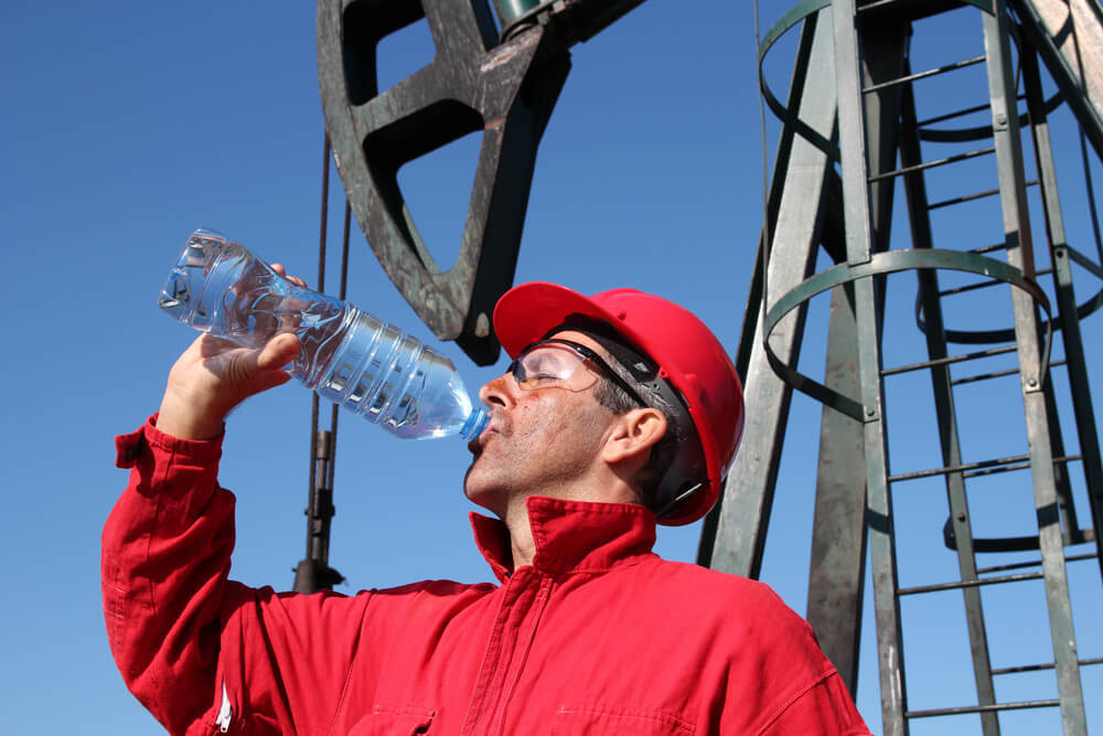 Avoiding heat stress in the workplace