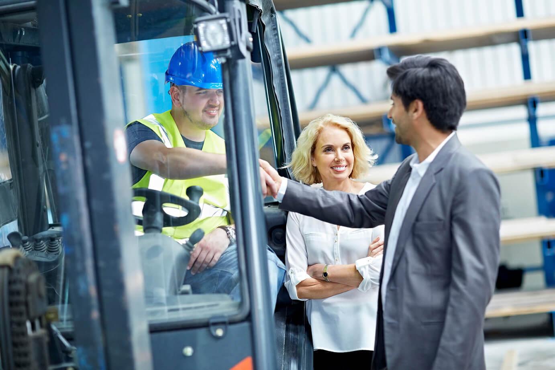 Driconeq's key to success? Employee health