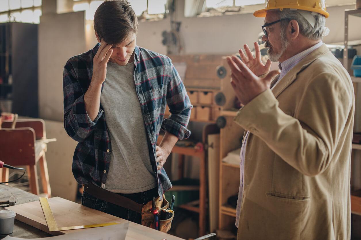 Help… How do I discipline an employee?