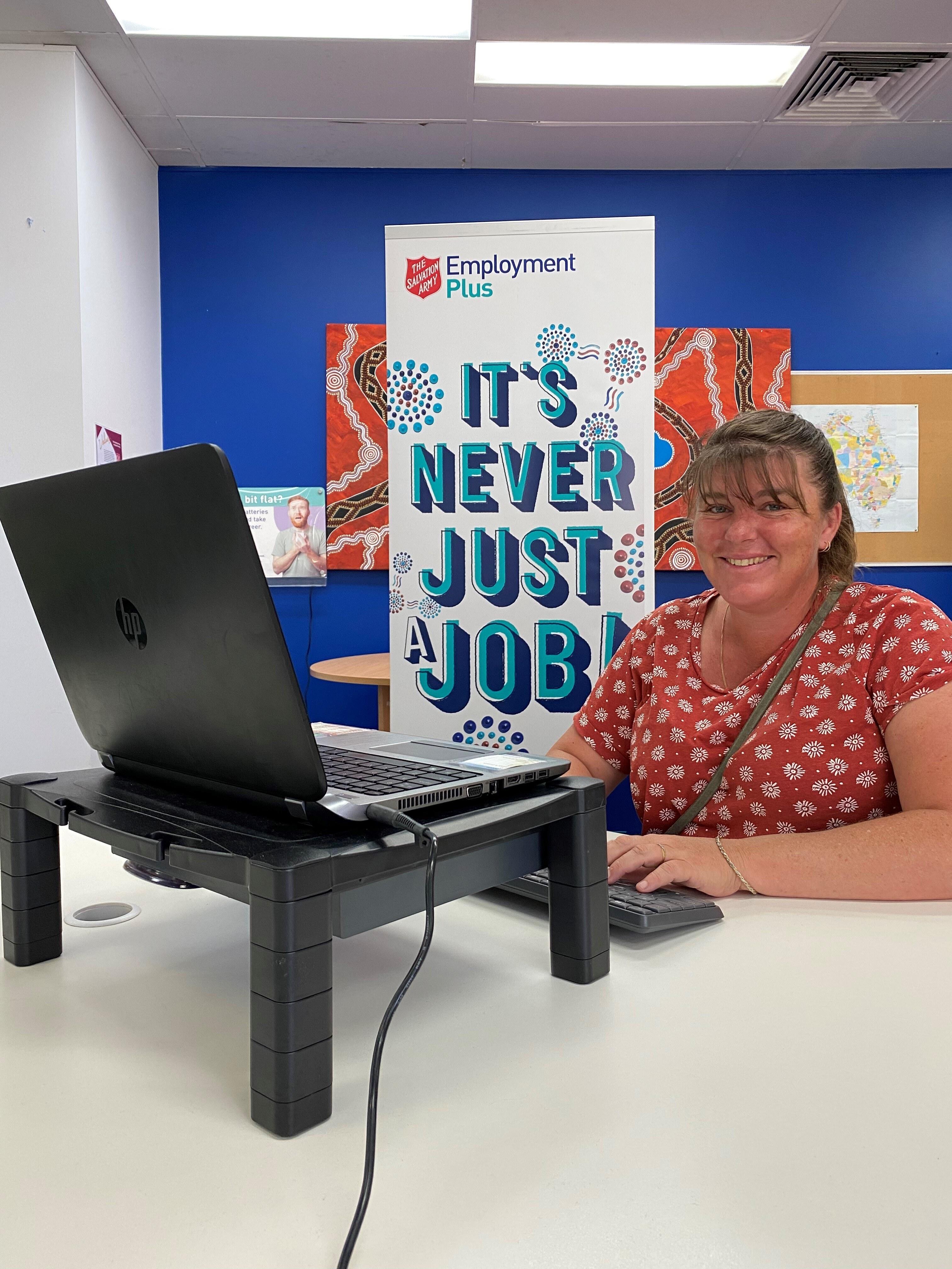 Digit-lit program comes online for Wivenhoe's mature job seekers